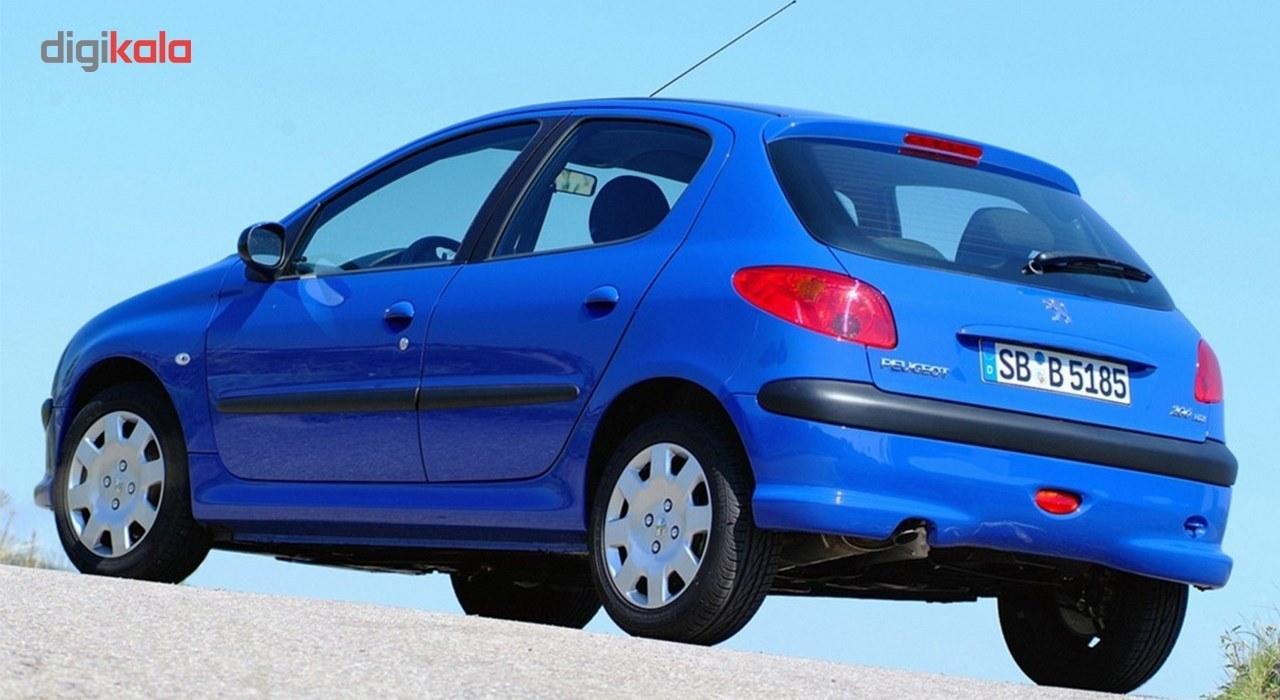عکس خودرو پژو 206 تیپ 5 دنده ای سال 1397 Peugeot 206 Type 5 1397 MT خودرو-پژو-206-تیپ-5-دنده-ای-سال-1397 4