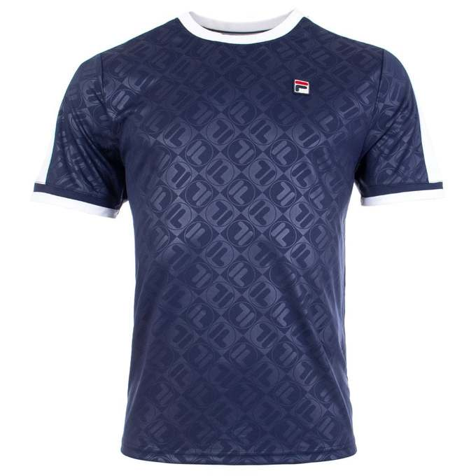 تی شرت آستین کوتاه مردانه فیلا   تی شرت آستین کوتاه فیلا با کد LM1831AH_410