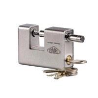 قفل کتابی روکش دار پارس قفل مدل 700SP