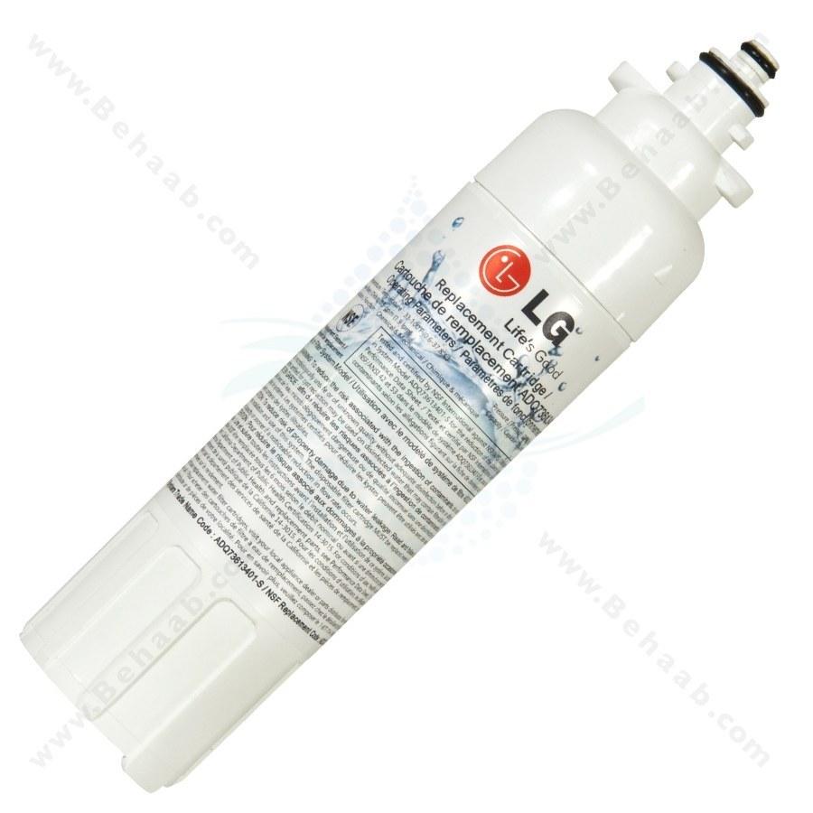 تصویر فیلتر ساید ال جی مدل LT800P ا LG LT800P Refrigerator Water Purifier Filter LG LT800P Refrigerator Water Purifier Filter