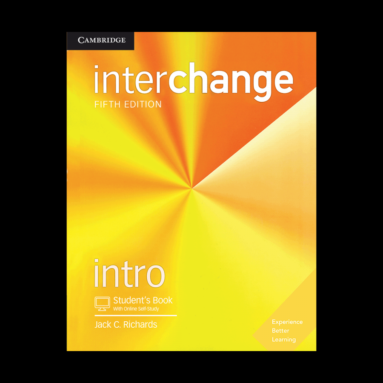 Interchange Intro (5th) SB+WB+CD گلاسه رحلی  