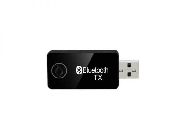 تصویر فرستنده بلوتوث صدا Bluetooth Audio Transmitter YET-TX9