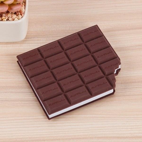 دفترچه یادداشت طرح شکلات