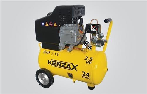 تصویر کمپرسور باد 24 لیتری کنزاکس مدل KAC-124
