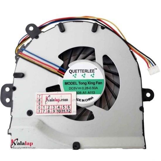 تصویر فن لپ تاپ لنوو FAN LENOVO S300 Cpu Fan For Lenovo Ideapad S300 S400 S405 S310 S410 S415 M40 70 Cpu Cooling Fan AB7005HX Q0B CWVIUS3