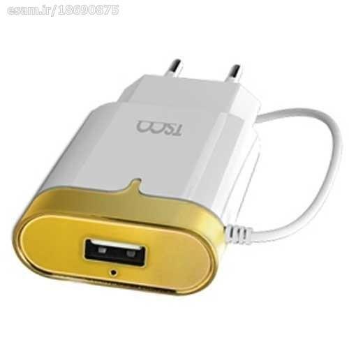 main images شارژر دیواری تسکو مدل TTC 50 Tsco TTC 50 Single USB Wall Charger