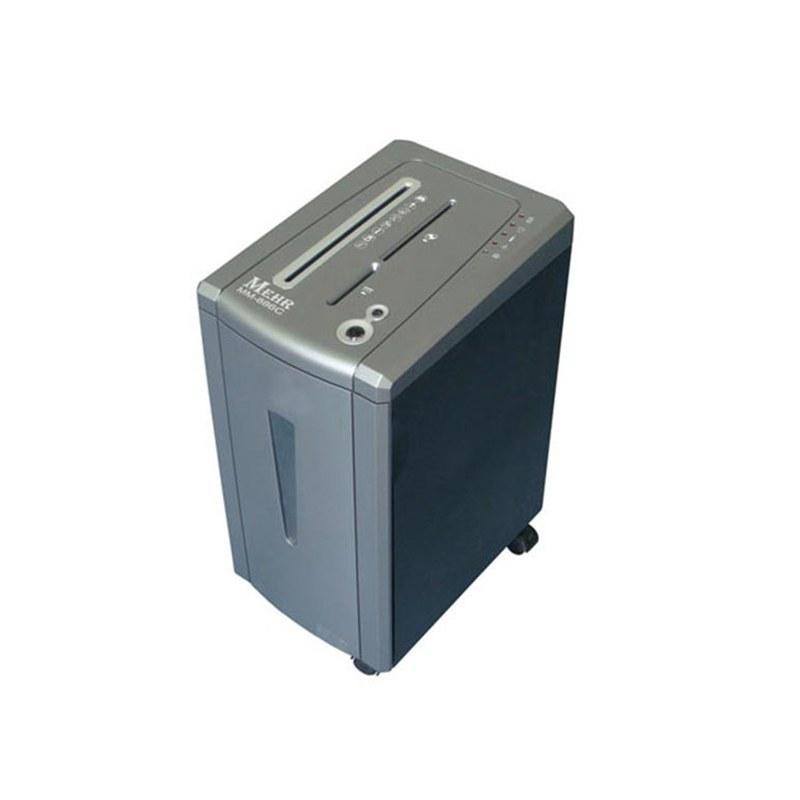 تصویر کاغذ خردکن مدل MM - 886 مهر Paper shredder model MM - 886 seal