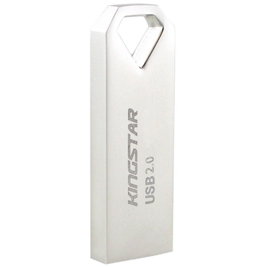 image فلش مموری کینگ استار مدل Force KS221 ظرفیت 16 گیگابایت Kingstar Force KS221 16GB USB 2.0 Flix Flash Memory