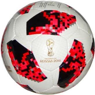 توپ فوتبال طرح جام جهانی روسیه مدل FWCR2018  