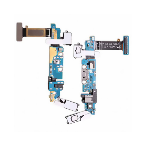 تصویر فلت برد شارژ Flat Charge Samsung S6   g920