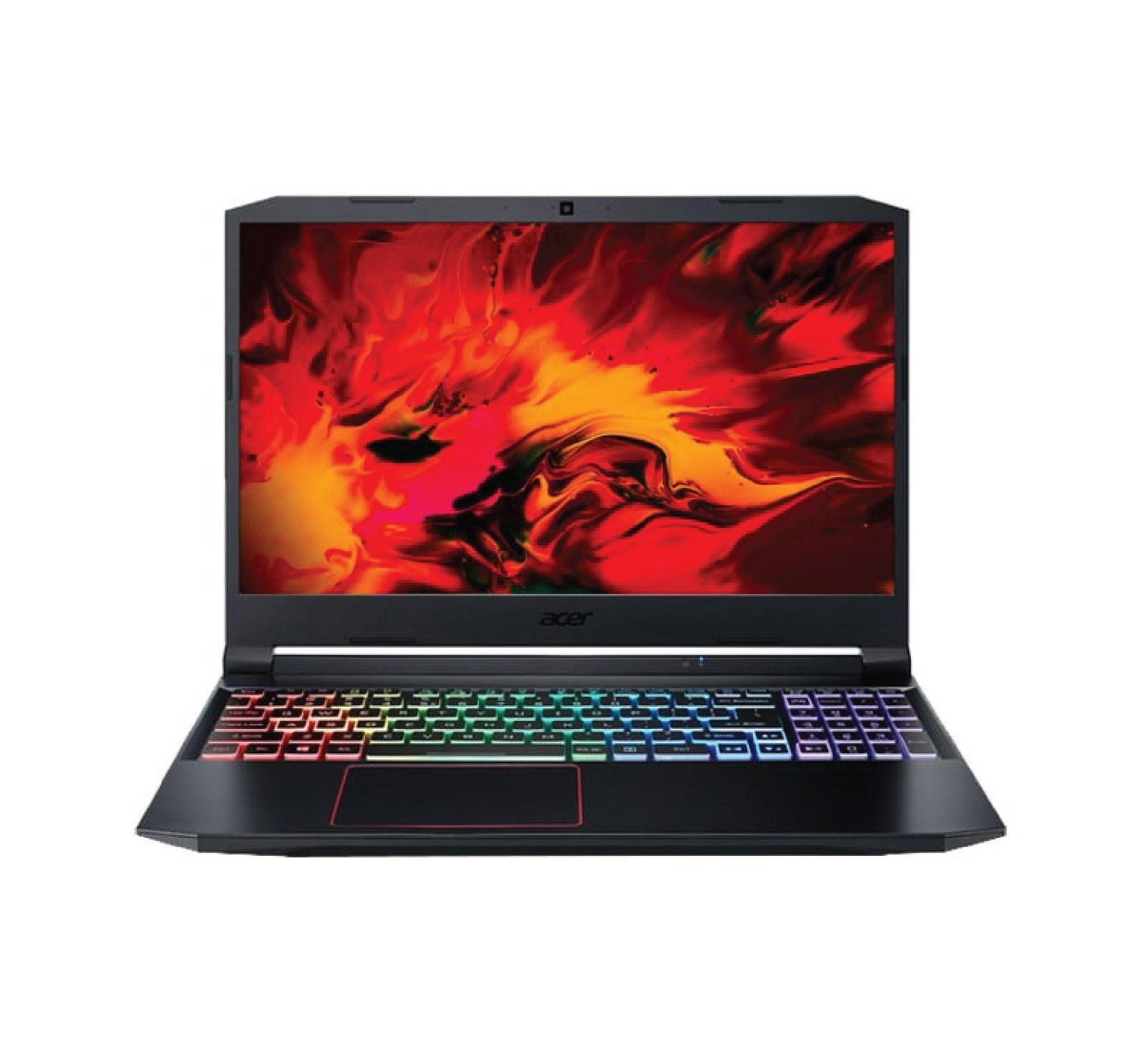 تصویر لپ تاپ ایسر  8GB RAM   1+256GB SSD   4GB VGA   i5   AN515  Acer Nitro 5 AN515