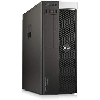 تصویر Dell Precision T5810 ایستگاه کاری E5-2683 V4 2.1GHz 16 Core 64GB DDR4 Quadro K4000 480GB SSD 1TB HDD بدون سیستم عامل (مجوز مرمت شده)