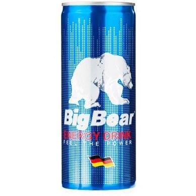 تصویر نوشابه انرژی زا big bear