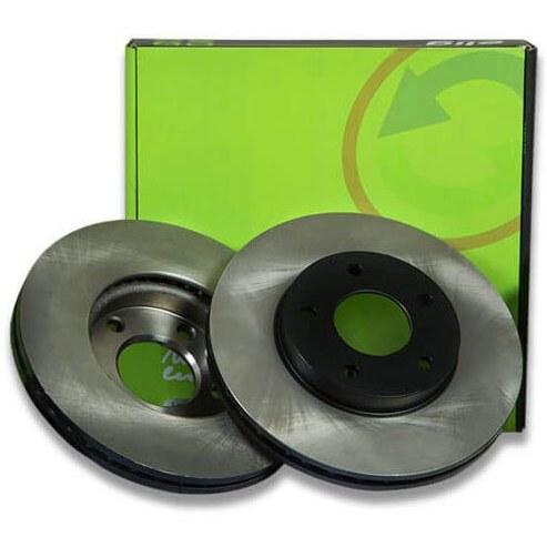 تصویر دیسک ترمز جلو هیوندای سوناتا NF 2006-10 نوعA الیگ – Elig ( اصلی )