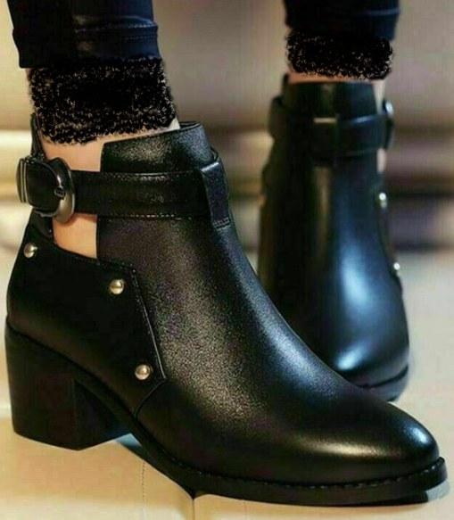 کفش  ساق دار زنانه