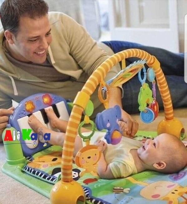 تشک بازی ارگ دار کودک