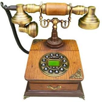 تصویر تلفن کلاسیک مدل 1011