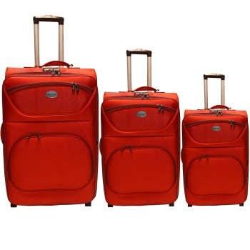 مجموعه سه عددی چمدان تاپ استار مدل newtop2