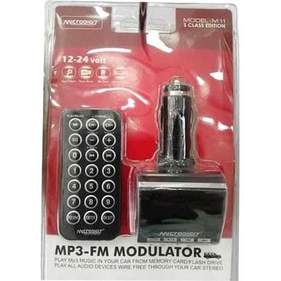 عکس پخش کننده اف ام خودرو مدل M 11  پخش-کننده-اف-ام-خودرو-مدل-m-11