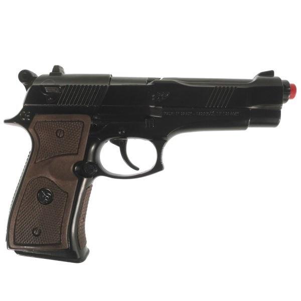 تفنگ بازی مدل کلت فلزی گانهر P1 |