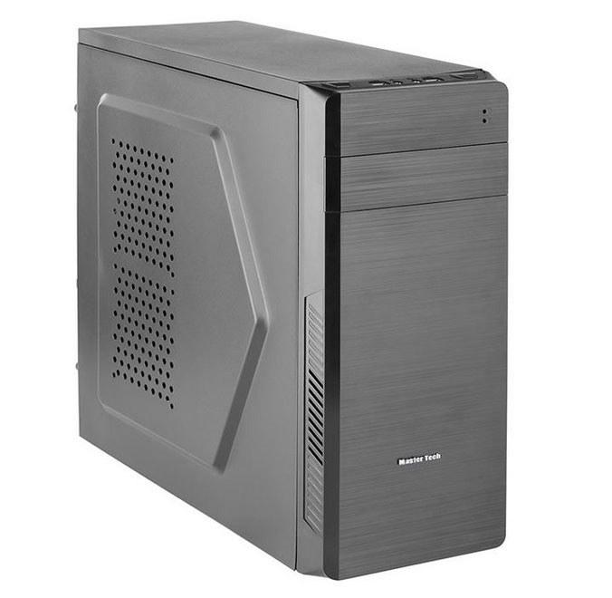 تصویر کیس کامپیوتر مسترتک مدل ای ۱۰۱ Master Tech E101 Mid Tower Computer Case