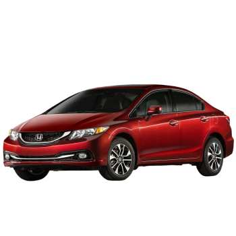 خودرو هوندا Civic Exi اتوماتیک سال 2014 | Honda Civic Exi 2014 AT