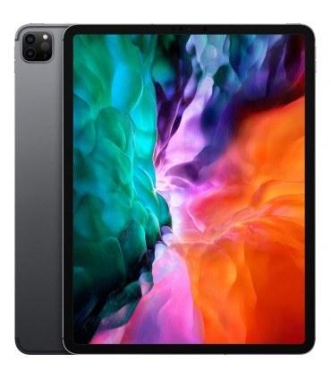 عکس تبلت اپل مدل iPad Pro 12.9-inch 2020 ظرفیت ۱۲۸ گیگابایت WiFi+Cellular خاکستری  تبلت-اپل-مدل-ipad-pro-129-inch-2020-ظرفیت-128-گیگابایت-wifi+cellular-خاکستری
