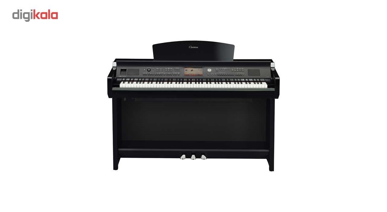 تصویر پیانو دیجیتال Yamaha یاماها مدل CVP-705 آکبند