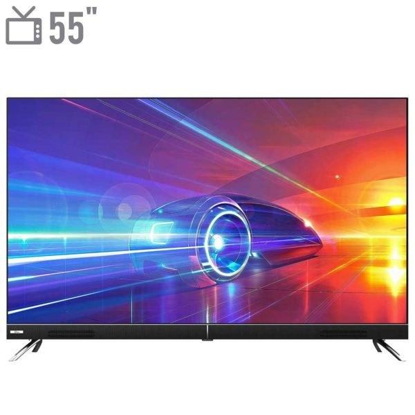 عکس تلویزیون LED جی پلاس ۵۵ اینچ مدل 55KU722S G-plus TV 55 inch 55KU722S تلویزیون-led-جی-پلاس-55-اینچ-مدل-55ku722s