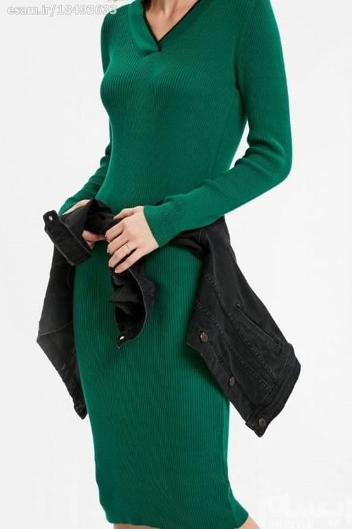 بافت بلند زنانه برند السیوایکیکی LC WAIKIKI