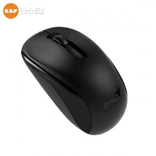 تصویر ماوس بیسیم جنیوس مدل NX-7005 Genius NX-7005 Stylish Wireless Mouse