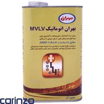 تصویر روغن گیربکس بهران مدل MVLV حجم 1 لیتر
