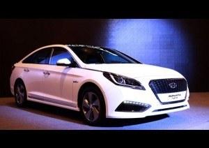 هیوندای سوناتا هیبریدی سال 2017 | Hyundai Sonata Hybrid