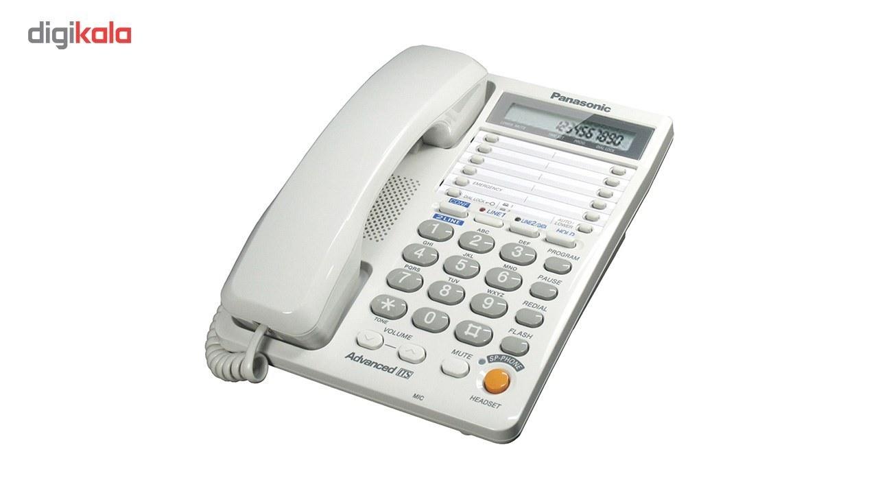 تصویر تلفن رومیزی پاناسونیک KX-T2378MXW Panasonic KX-T2378MXW Phone