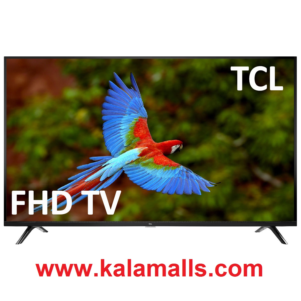 تصویر تلویزیون ال ای دی تی سی ال مدل 43D3000i سایز 43 اینچ TCL 43D3000i Full HD