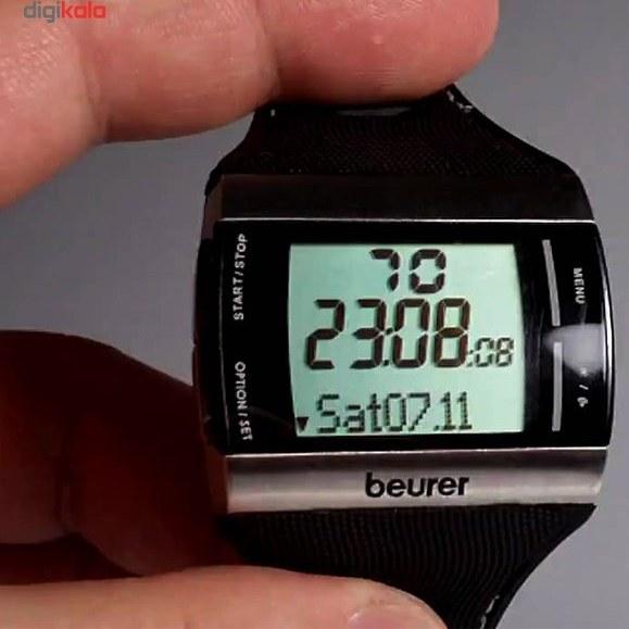 img ضربان سنج قلب بیورر مدل PM 62 Beurer PM 62 Heart Monitor