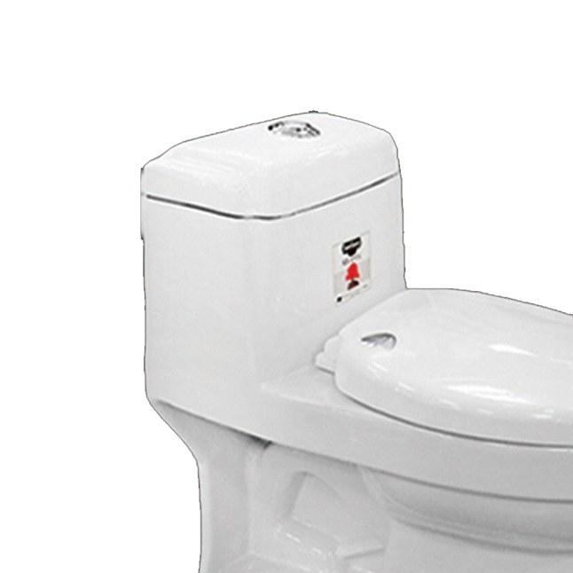 تصویر توالت فرنگی عظیمی مدل استار توالت فرنگی عظیمی مدل استار