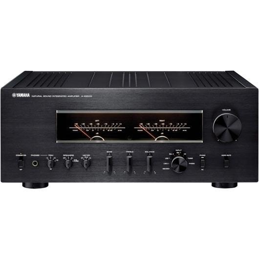 یاماها آمپلی فایر مدل A-S3000 Natural Sound Integrated Amplifier مشکی