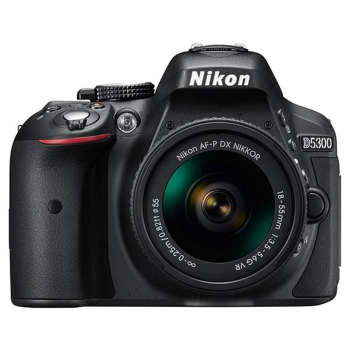 دوربین دیجیتال نیکون مدل D5300 18-55 VR AFP | Nikon D5300 18-55 VR AFP Digital Camera