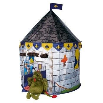 چادر کودک طرح قلعه مدل 135 سانتی متر |