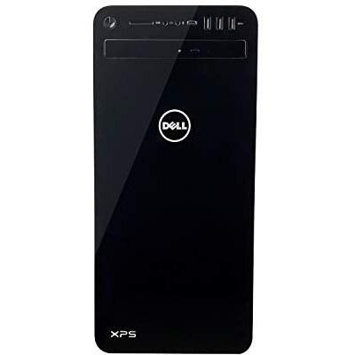 تصویر Dell XPS 8930 Tower Desktop - 8th Gen. Intel Core i7-8700 6-Core تا 4.60 گیگاهرتز ، حافظه 64 GB DDR4 ، هارد دیسک 1TB SSD 3TB SATA ، 4 گیگابایت Nvidia GeForce GTX 1050Ti ، دی وی دی رایتر ، ویندوز 10 پرو ، سیاه