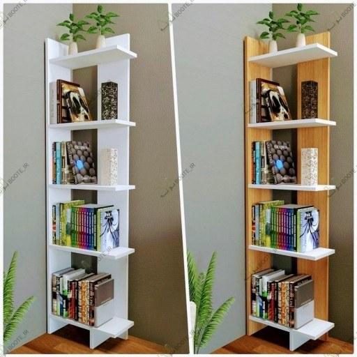 کمد کتابخانه ای ایستاده طرح 3 |