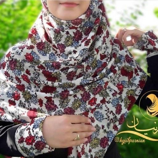 ست روسری و ساق دست به همراه بند کیف کد221  