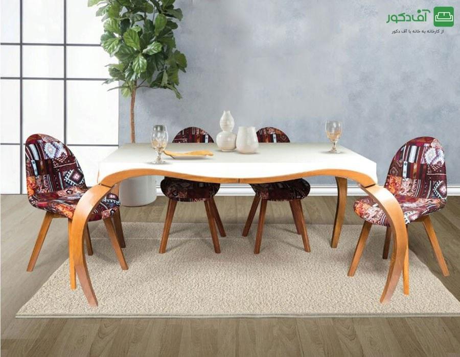 میز ناهار خوری دیانا |