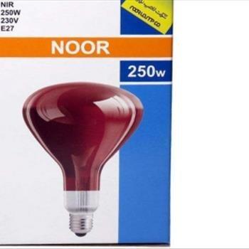 لامپ مادر مصنوعی لامپ حرارتی مادون قرمز