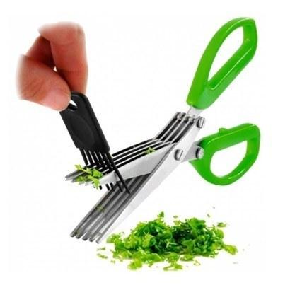 تصویر قیچی سبزی خردکن