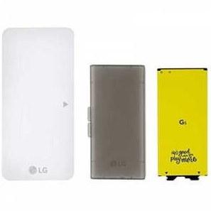 کیت شارژ باتری ال جی مدل BCK-5100 مناسب برای گوشی موبایل ال جی G5 | LG BCK-5100 Battery Charger Kit For G5