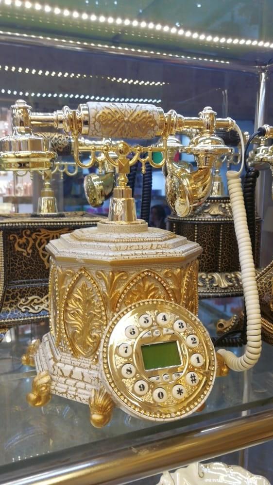 main images تلفن سلطنتی لوکس  کدL10