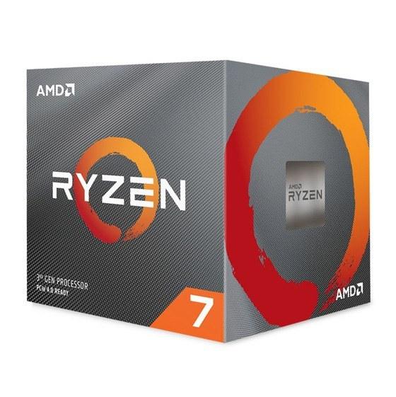 تصویر پردازنده مرکزی ای ام دی مدل RYZEN 7 3800X AMD RYZEN 7 3800X CPU