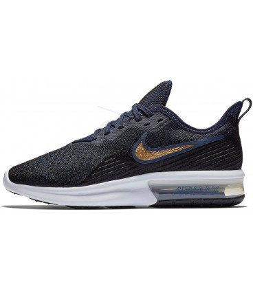 کفش مخصوص پیاده روی زنانه نایک ایرمکس Nike WMNS AIR MAX SEQUENT 4AO4486-003
